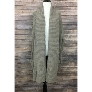 J. Crew shawl-collar cardigan sweater